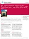 Cambium PTP 800 APC Poundland Case Study