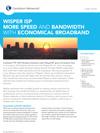 Cambium PTP 800 Wisper Case Study