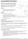Mikrotik RB912UAG 2HPnD Quick Guide