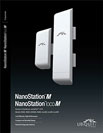 Ubiquiti NanoStation M2, 2.4 GHz (NSM2) - US Version