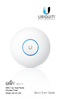 Ubiquiti UniFi AP AC LITE Quick Start Guide
